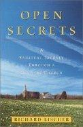 Open Secrets Hardback