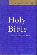 KJV Standard Text Edition