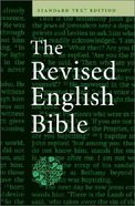 Reb Text Edition Green With Jacket Hardback