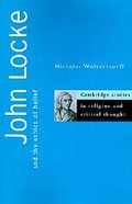 John Locke and the Ethics of Belief Paperback