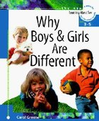 Why Boys & Girls Are Different (#01 in Learning About Sex Series) Hardback