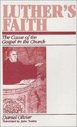 Luther's Faith