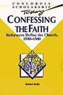 Confessing the Faith Paperback
