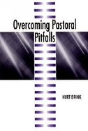 Overcoming Pastoral Pitfalls