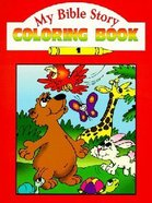My Bible Story Coloring Book #01 Paperback