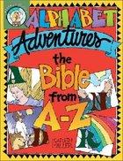Alphatbet Adventures Paperback