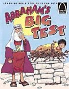 Abraham's Big Test (Arch Books Series) Paperback