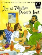 Jesus Washes Peter's Feet (Arch Books Series) Paperback