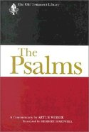 Psalms (Old Testament Library Series)