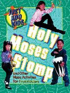 Just Add Kids: Holy Moses Stomp (With Audio Cd) Paperback