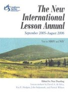 The New International Lesson Annual (2005-2006) Paperback