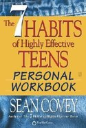 The 7 Habits of Highly Effective Teens (Personal Workbook) Paperback