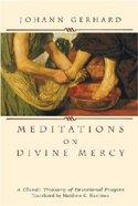 Meditations on Divine Mercy Hardback