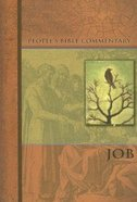 Job (People's Bible Commentary Series) Paperback