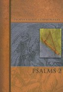 Psalms 2 (People's Bible Commentary Series)