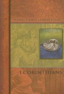 1 Corinthians (People's Bible Commentary Series) Paperback