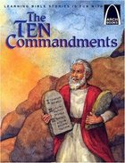 The Ten Commandments (Arch Books Series) Paperback