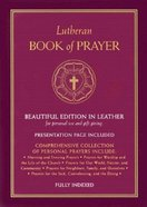 Lutheran Book of Prayer Burgundy (5th Edition)