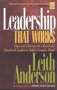 Leadership That Works