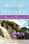 Hind's Feet on High Places With Devotional For Women Paperback