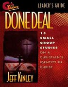 Great Groups: Done Deal Leaders Guide Paperback