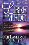 Libre Del Miedo (Freedom From Fear) Paperback