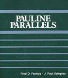 Pauline Parallels (1984) Paperback