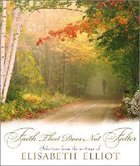 Faith That Does Not Falter eBook