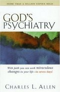 God's Psychiatry Paperback