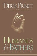 Husbands and Fathers Paperback