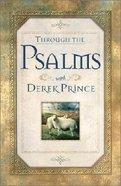 Through the Psalms With Derek Prince Hardback