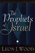The Prophets of Israel Paperback