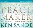 The Peacemaker (4 Cds Abridged) CD