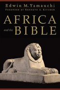 Africa and the Bible Paperback