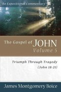 Gospel of John (Volume 5) (Expositional Commentary Series) Paperback