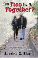Can Two Walk Together? Paperback