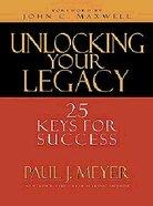 Unlocking Your Legacy Hardback