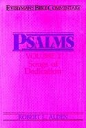 Psalms (Volume 2) (Everyman's Bible Commentary Series)