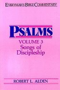 Psalms (Volume 3) (Everyman's Bible Commentary Series)