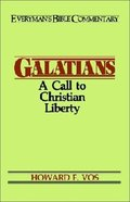 Galatians (Everyman's Bible Commentary Series) Paperback