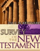 Survey of the New Testament (Student Edition) Hardback