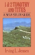 Self Study Guide 1&2 Timothy and Titus (Self-study Guide Series)