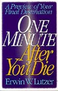 One Minute After You Die: Set of Two Books Pack