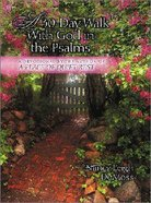 30-Day Walk With God in the Psalms,A Paperback