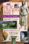 The New Unger's Bible Dictionary Hardback