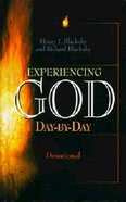 Experiencing God Day By Day (Large Print) Hardback