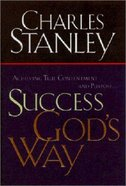 Success God's Way (Large Print) Paperback