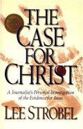 The Case For Christ (Large Print) Paperback