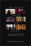 The Many Faces of Faith Paperback