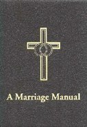 Marriage Manual Paperback